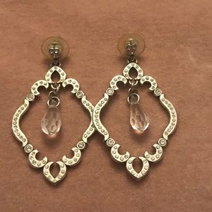 EUC Brighton silver earrings